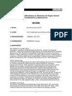 Ecologia Microbiana 2010