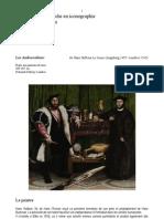 Analyse Holbein PDF