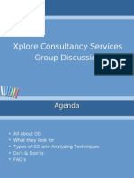 Xplore Group Discussion Ver1