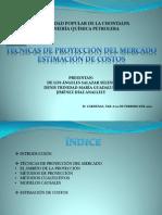 PROYECCIÓN DEL MERCADO