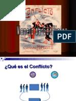 Manejo de Conflictos Sara Chain Morales, 2007-1
