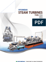 Hyundai Steam Turbine