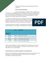 Plan de Manejo de Cuenta.