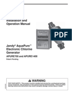 Jandy AquaPure Manual