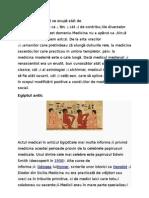 Istoria medicinei