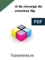 Manual de Recarga de Cartuchos Hp