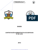 Contratacion Bases 003-2012[1]
