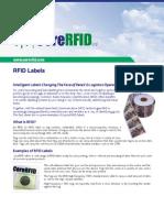 088 RFID Labels for Label Convertors