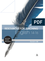 Resources for Teaching English 14-16