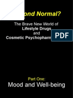 """beyond normal"""