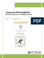 BeauClair - Solar Geyser and Lighting