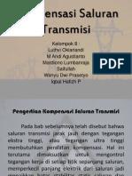 Kompensasi Saluran Transmisi