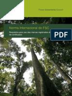 FSC - Normas e Rotulos
