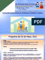 Evento Del 20 de Mayo, 2012