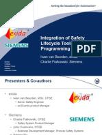 vanBeurden-IntegrationofSafetyLifecycleTools-EXIDA