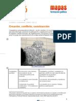 J2016  Ficha 8 - Creación, conflicto, construcción