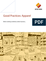 Good Practice Sheets - Apparel