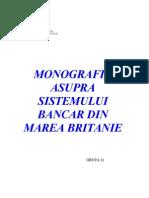 Monografie Asupra Sistemului Bancar Din Marea Britanie