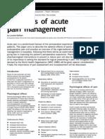 Principles of Acute