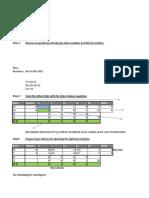 Simplex Maximization Problem