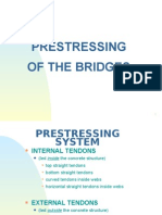 prestressing