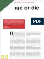 Engage or Die - Cor Hospes