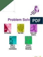 Problem Solving Games