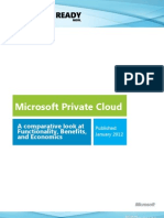 Microsoft Private Cloud Whitepaper
