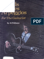 Chords Scales Arpeggios for the Guitarist