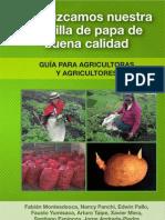 Produzcamos nuestra semilla de papa de buena calidad - Guía para agricultoras y agricultores
