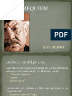 JOSÉ HIERRO