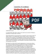 Transición al Socialismo de Armando Duran
