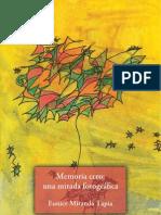 Memoria Cero Eunice Miranda Tapia