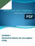 HTML Unidade I