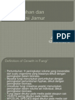 Pertumbuhan Dan Perkembangbiakan Jamur1