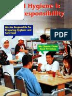 Food Hygiene Poster InfoSihat