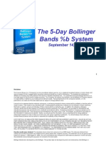 PercentB Bollinger Bands Highlights
