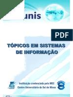 Topicos Em Sistemas de Informacao