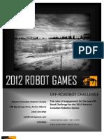 Off Roadbot Challenge