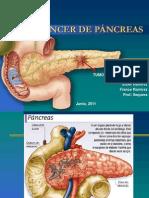 Cancer de Pancreas..