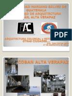 HISTORIA DEL ARTE Y LA ARQUITECTURA III_17_09_2011_SEXTA PRESENTACIÓN