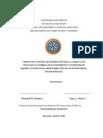Tesis Diseño de un Sistema de Informacion para la Gerencia de Ventas de una empresa de mantenimiento y suministro de equipos