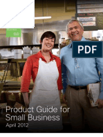 Cisco Small Business Product Guide 2012