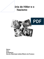 História de Hitler e o Nazismo
