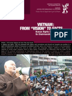 From Vision to Facts - Human Rights in Vietnam