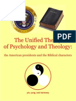 The Unified Theory of Psychology and Theology