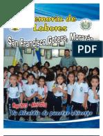 Memoria de Labores 2012