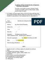Como obtener 20 en los informes de Lab. de Física General