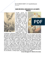 - Preghiera Devozione a San Michele Arcangelo e Ai Santi Angeli