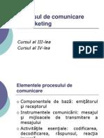 C3 C4 C5 Proces Comunicare